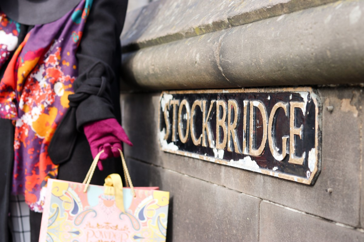 Stockbridge Sign